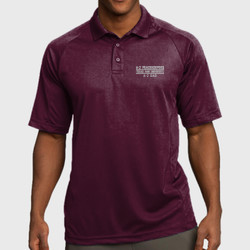 A-2 Dad Dri Mesh Polo