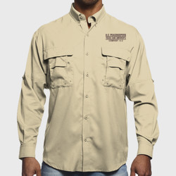 A-2 L/S Fishing Shirt