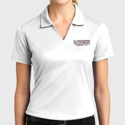 A-2 Ladies Dri Mesh Polo